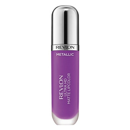 Ultra HD Metallic Matte Lip Color – 710 Lip Dazzle