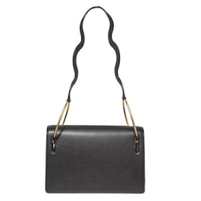Dora Leather Shoulder Bag