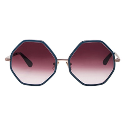 Large Octagon Sunglasses