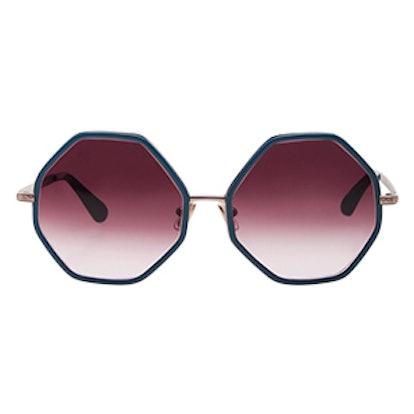 Large Octagon Sunglasses