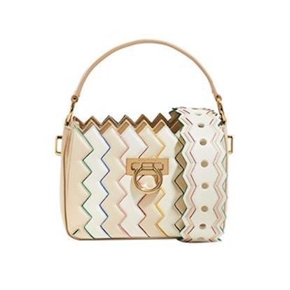 Zigzap Top Handle Bag