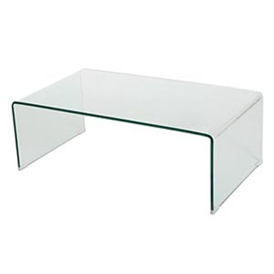 Christopher Knight Home Clear Coffee Table