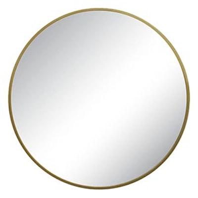 Threshold Round Decorative Wall Mirror