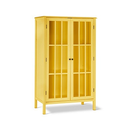Threshold Windham Library Cabinet