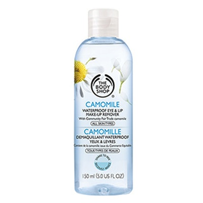 Camomile Waterproof Eye and Lip Makeup Remover