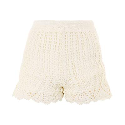 Hand Crochet Short
