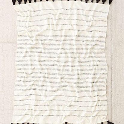 Locust Slidell Throw Blanket