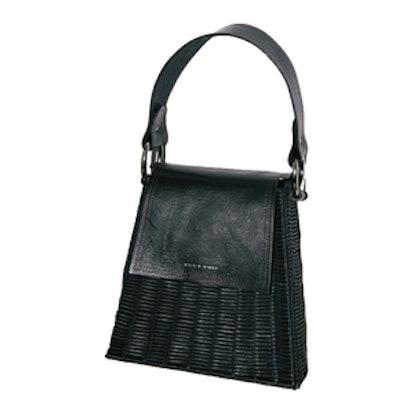 Tall Tīxíng Wicker Bag