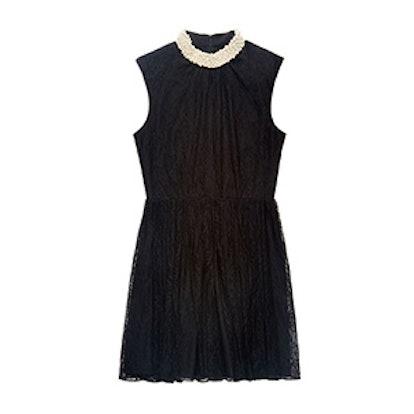 Yates Lace Mini Dress