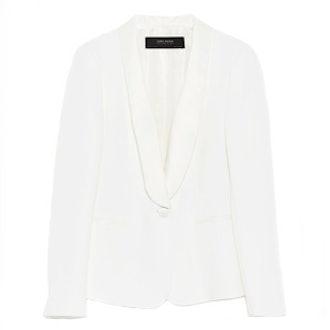 Tuxedo Style Blazer