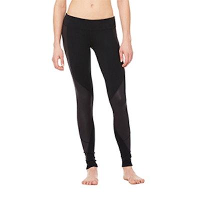 Undertone Legging In Black/Black Glossy