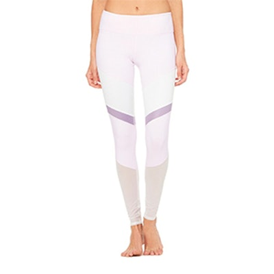 Gypset Goddess X Alo Sheila Legging In Zephyr/White