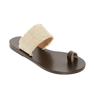 Thraki Toe Ring Sandals