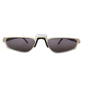 """White Heat"" Ojala Sunglasses"