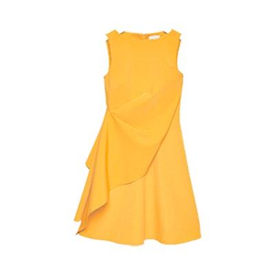 Woven Waterfall Dress