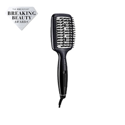 Infiniti Pro Diamond-Infused Ceramic Hot Paddle Straightening Brush
