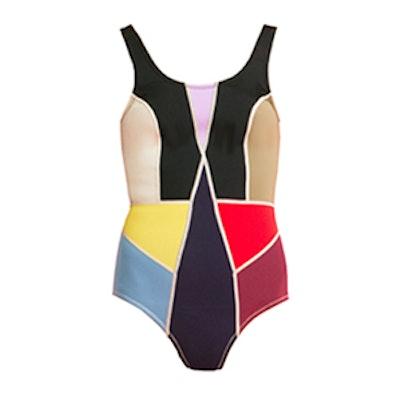 Prism Colorblock Swimsuit