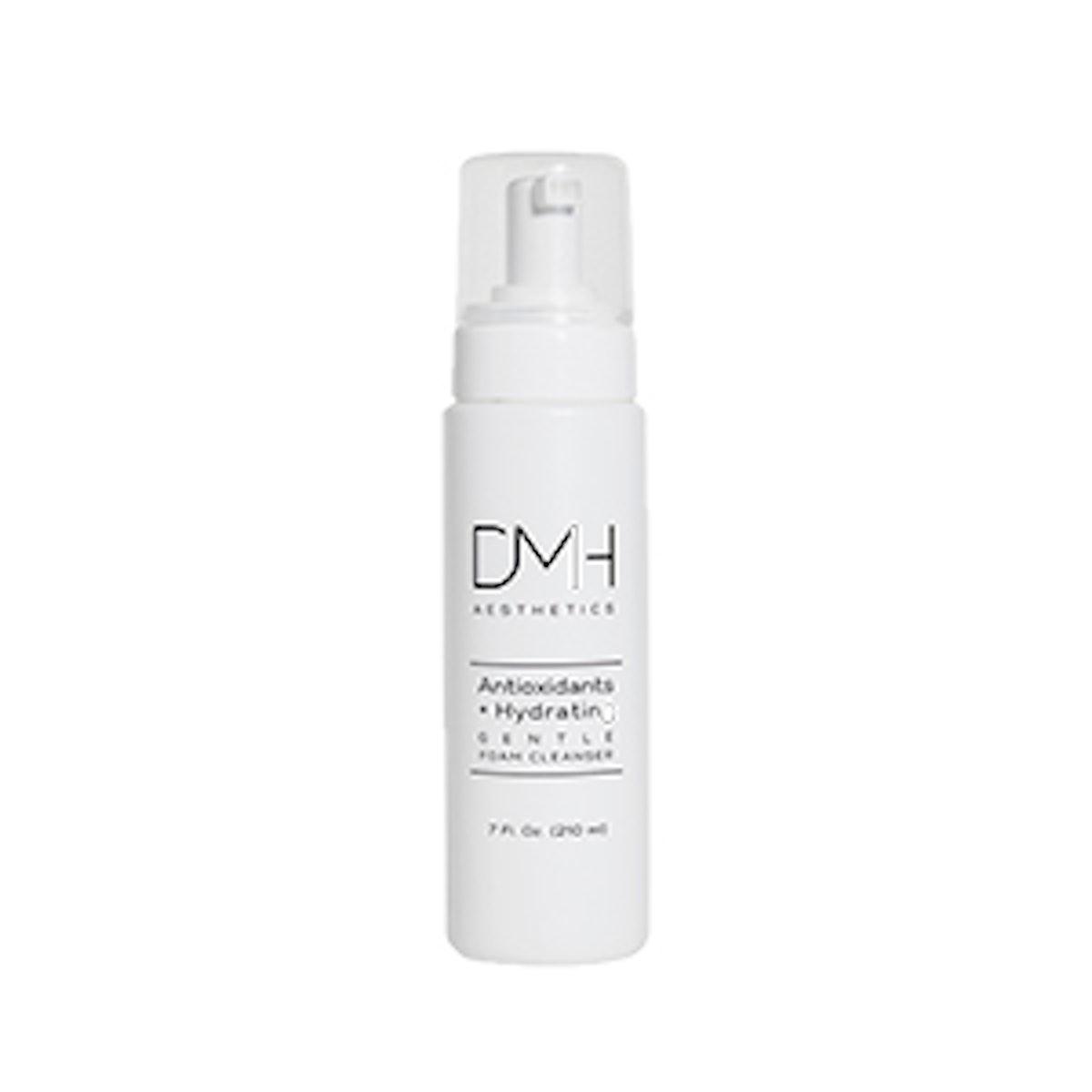 Antioxidants + Hydrating Gentle Foam Cleanser