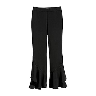 Flounced Pants