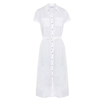 Maine Maxi Shirt Dress