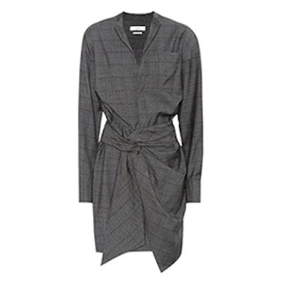 Nolla Wool Wrap Dress