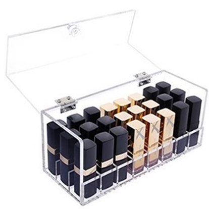 Acrylic Lipstick Organizer