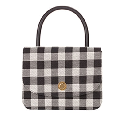 Metropolitan Top-Handle Bag