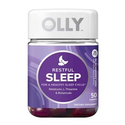 Restful Sleep Blackberry Zen Vitamin Gummies