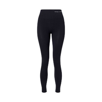 Intarsia High Waist Legging