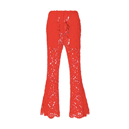 Flared Lace Pant