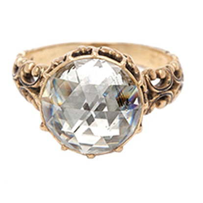 The Queen's Ring 18K Gold