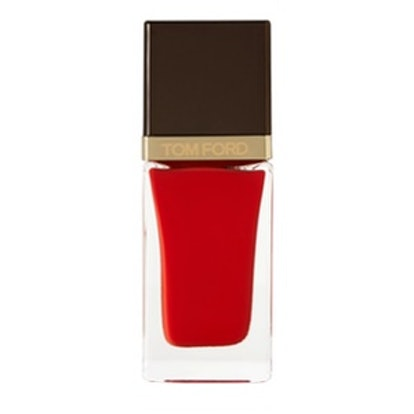Carnal Red Nail Polish