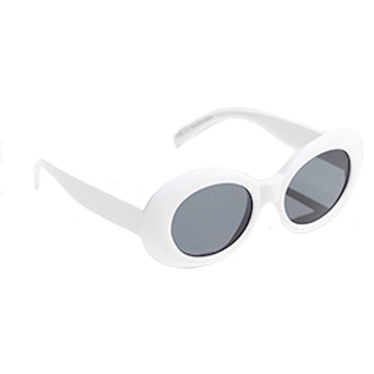 Venice Oval Sunglasses