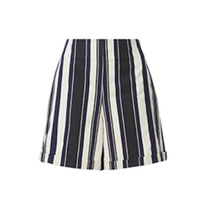 Petra Striped Shorts