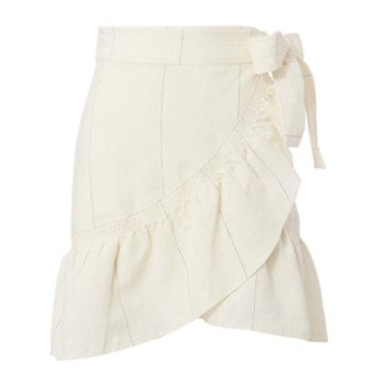 Hampton Wrap Skirt