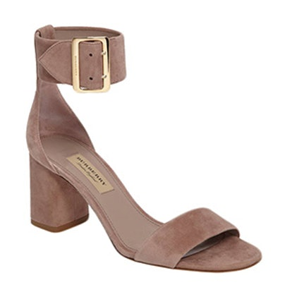 Trench Buckle Sandal