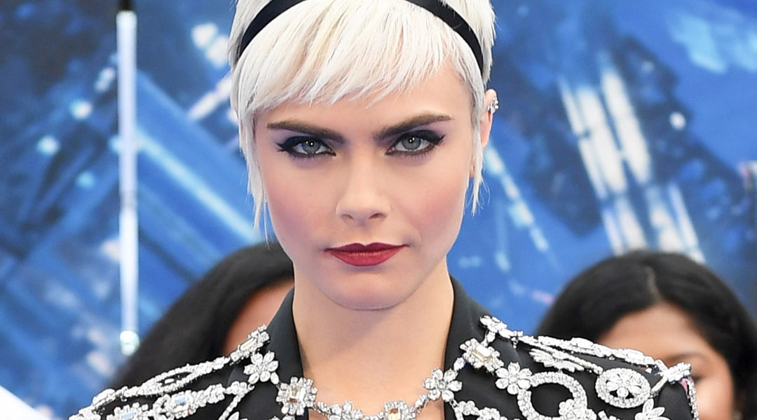 Cara Delevingne Is The Ultimate Badass Fashion Girl
