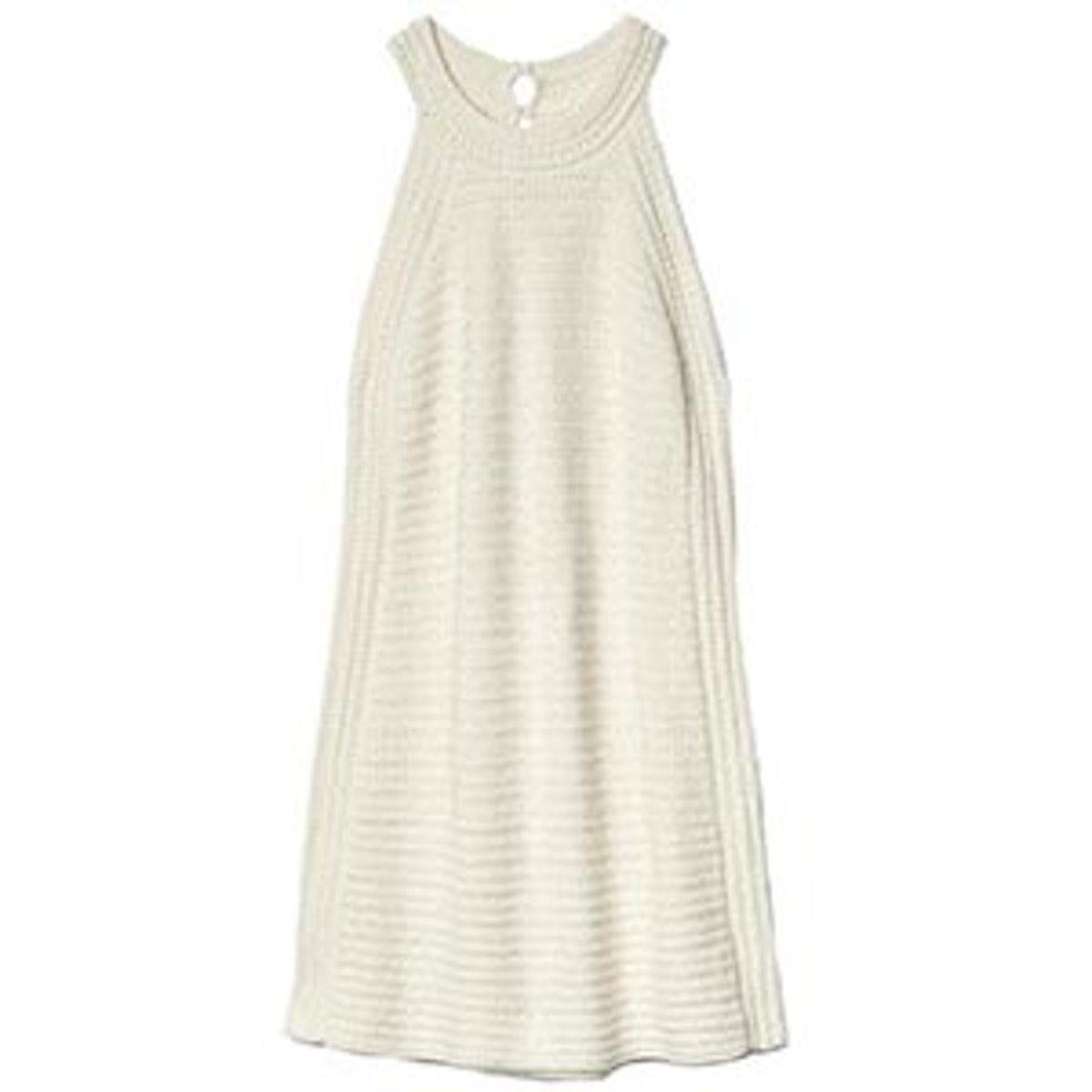 Crochet Halter Dress