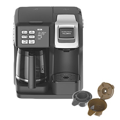 Flex Brew 2-Way Brewer Programmable Coffee Maker