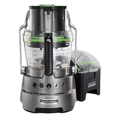 Professional Dicing Food Processor with 14-Cup BPA-Free Bowl