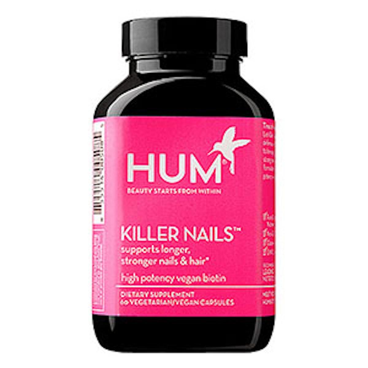 Killer Nails Supplements