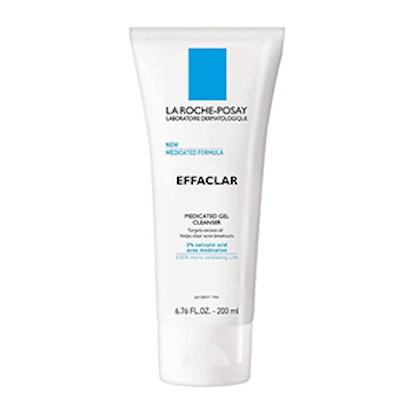 La Roche-Posay Medicated Gel Cleanser 6.76 Fl Oz