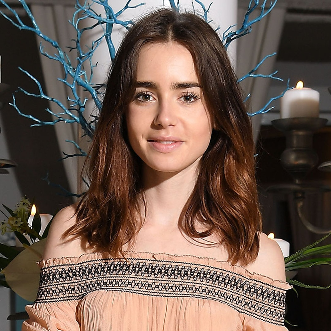 Lily Collins Latest Look Is Perfect Summer Inspiration