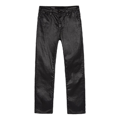 The Leatherette Isabelle Pant