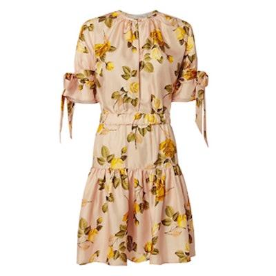 Albertine Floral Print Dress