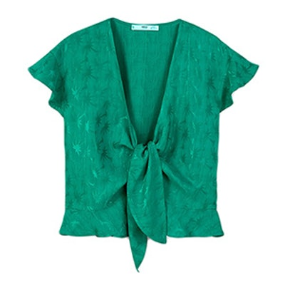 Bow Knot Blouse
