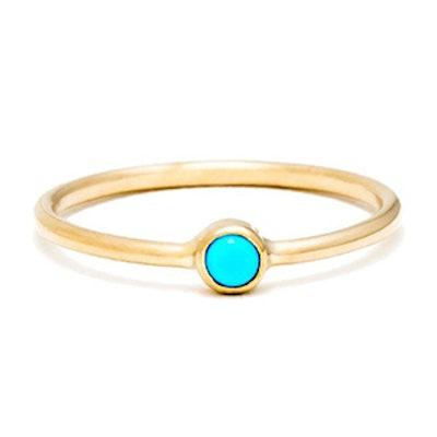 Turquoise Stacking Ring