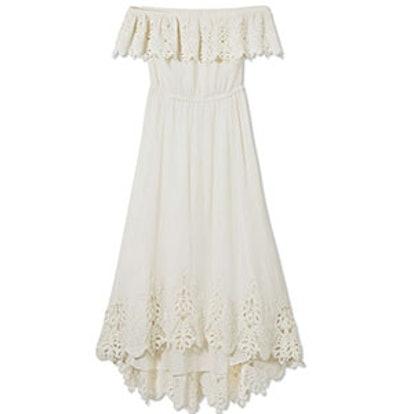 Halsey Off-The-Shoulder Dress