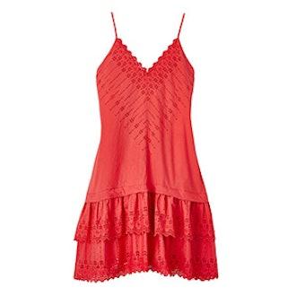 La Vie Alice Eyelet Dress