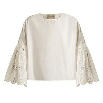 Dasha Cotton Top